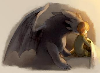 Everything will be all right by Luce-in-the-sky