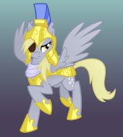General Derpy by Equestria-Prevails