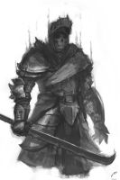 Undead Knight by DeaDerV23