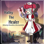 Halley The Healer by Ghosty-Doodles