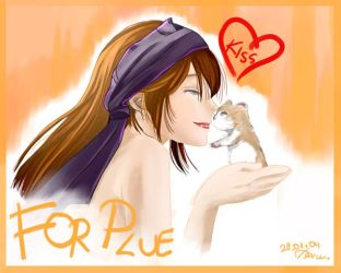 Gift for Plue by maru-