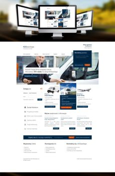 N2Opackage - courier company by zagiPL