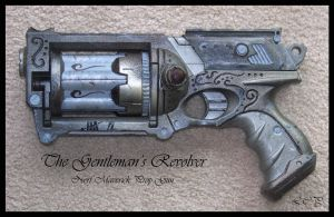 The Gentleman's Revolver by Sathiest-Emperor