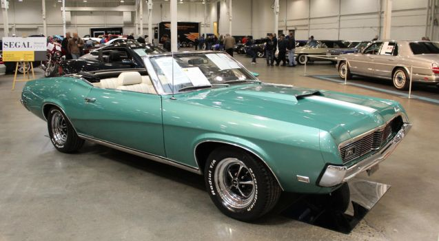 69 Cougar XR7 by boogster11