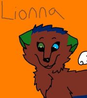 Lionna by Flapper812-or-Shadow