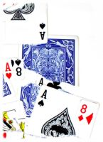 Aces and Eights by Two-Players