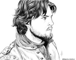 Athos by Aranluc