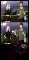 Fanart(Symbrock): Drinks and rings. by Ralunix