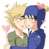 Craig X Tweek by VooDooDollMaster