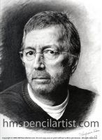 Eric Clapton by Hongmin