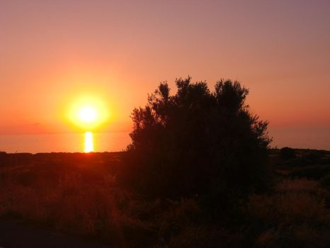 Cyprus 2012 - Sunset (7) by Clyde1998
