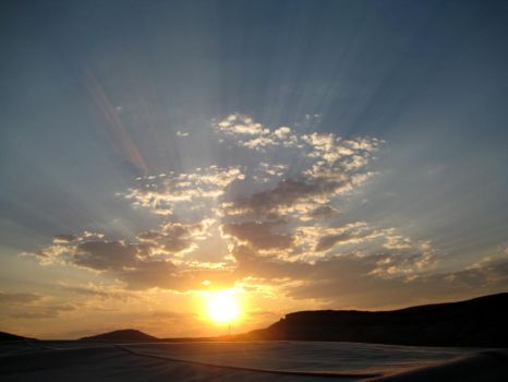 Lake Powell 2008. Rays by VulpinePilot