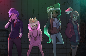 Octo Expansion by kimchikat