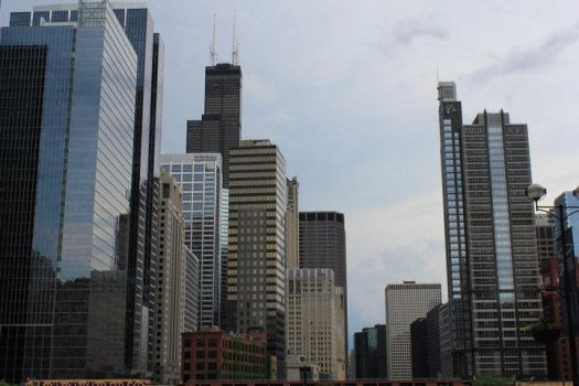 Chicago by Carriedot