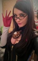 Bayonetta Cosplay almost completed by Beaupeep101