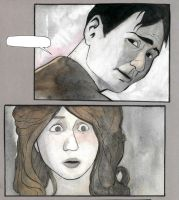 ''Mail to Family'' sample panels and pages IV by Soposoposopo
