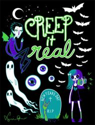 New Years Day - CREEP IT REAL by IAMTHESTRANGE