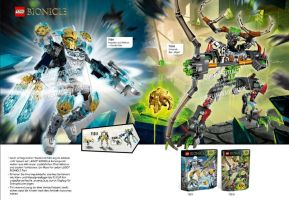 Bionicle 2016 Catalog 1 by ToaHeroStudio