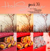 PSD 39 - Hot summer! by YuiWTF