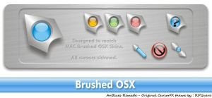 Brushed IOSX by AnBlues