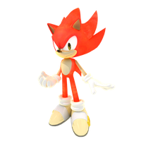 Fire Sonic by Magic-Mix