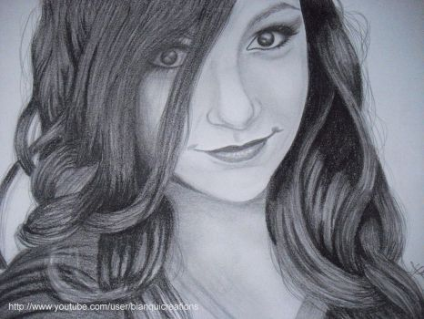 MacBarbie07 Drawing by bianqui-creates