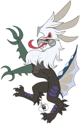 Heraldry Silvally Rock Type by TheMerryWolf
