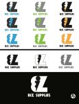 Biz Logo Design Color Combinations by dippydude