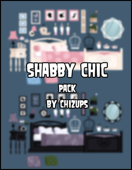 TDI Shabby chic Pack by Chizu-PS