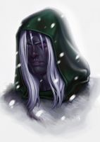 Drizzt Do' Urden by SaraForlenza