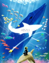 ABZU FANART by Modernerd