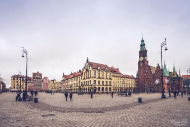 Wroclaw - Market Square by LunaFeles