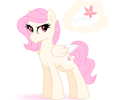 NG: Pastel Lilly by h0mi3