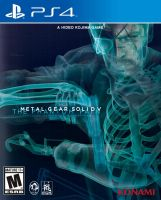 MGSV-TPP PS4 Box Art ''02152014'' by CrazyDave55811