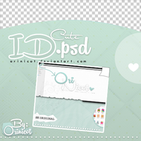 ID Psd Cute By Orinicot by OriNicot