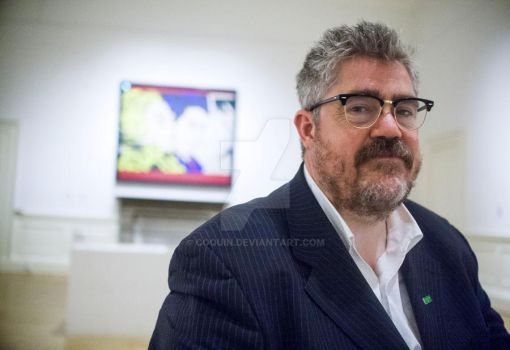 Phil Jupitus by Coquin