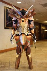 NDK 2012 Day 01 - Zone of the Enders by SpeedingTurtle312
