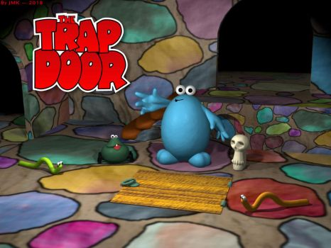 The Trap Door by JohnK222