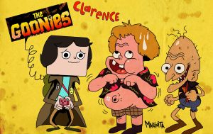 Goonies Clearence by Makinita