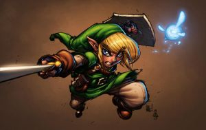My Name Is NOT Zelda by ConfuciusRetaliation