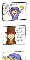 Layton Doesn't Care by Animal717