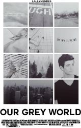 Our Grey World||Wattpad Cover|| by DaisyChan55
