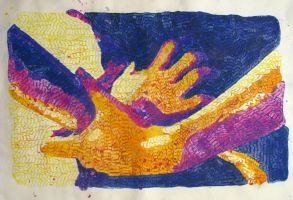 hands by milanglo