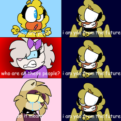 i am you from the future by SansBirdie