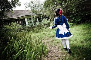 Mad Father - Aya Cosplay 'I will save father'. by DatAsianChick