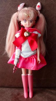 Sailor Chibimoon Doll - SOLD by onsenmochi