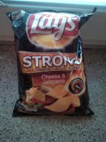 Lay's Strong Jalapeno with cheese :9 by Vex2001