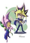 Yami colored by Eman-Thabet