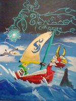 The Wind Waker by ChocolateChaos