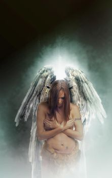 The Angel by goor